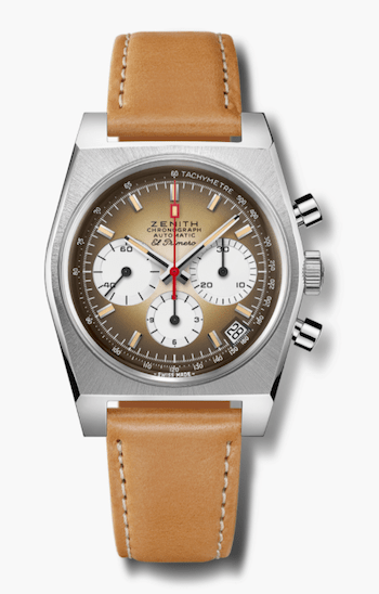 Zenith Chronomaster Revival A385 - new watch alert