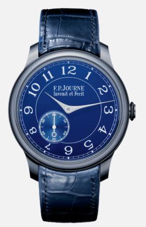 F. P. Journe Chronometre Blue