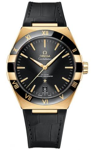 Gold OMEGA Constellation
