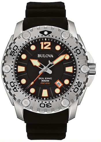Bulova Sea King Product Shot
