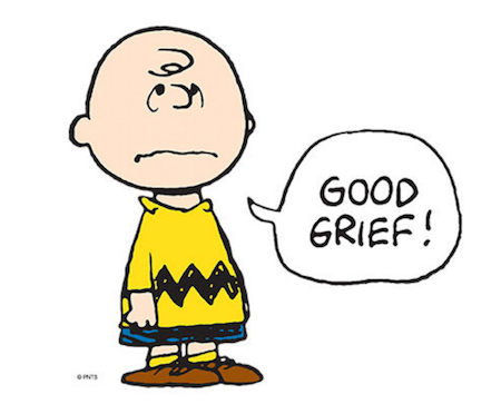 Charlie Brown Good Grief