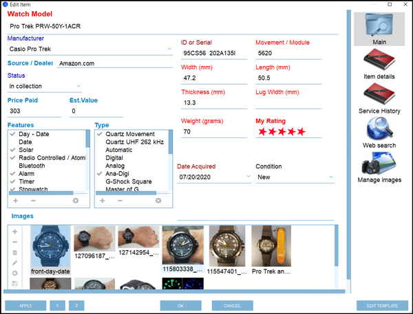Multi Collector Pro screenshot 3