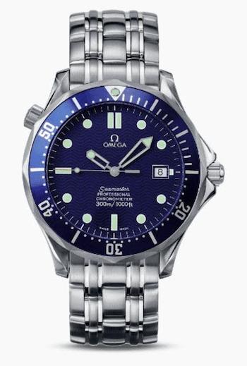 OMEGA Seamaster Diver 300m beauty shot