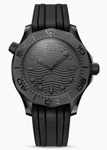 OMEGA Seamaster Diver 30mm Black Black