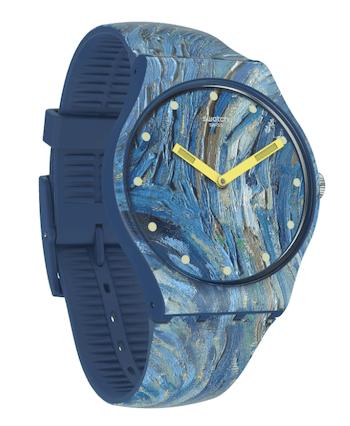 Swatch Vincent Van Gogh watch - new watch alert