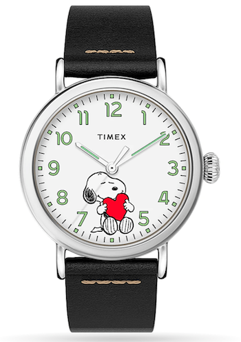 Timex X Peanuts Valentine's Day