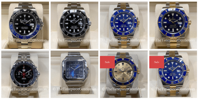 First luxury watch - The Timepiece Gentleman