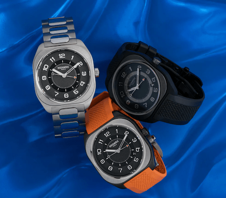 Hermes H08 threesome