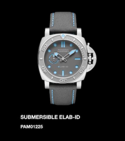 Panerai Submersible eLAB-ID product shot