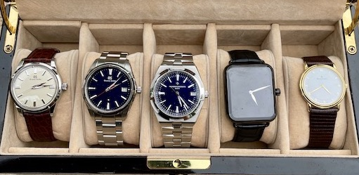 Watch collecting the five v2