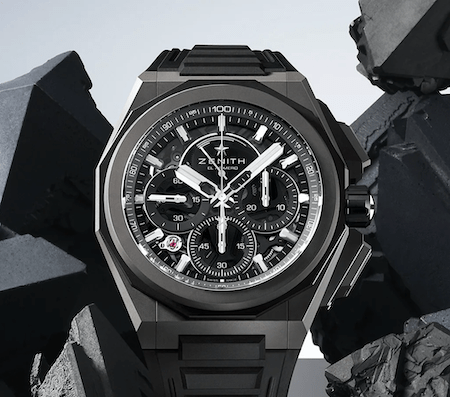Watches and Wonders - Zenith Defy Extreme