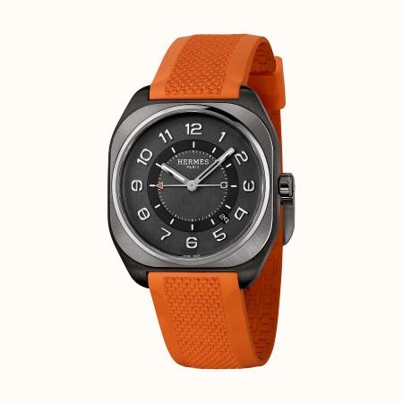 hermes h08 orange