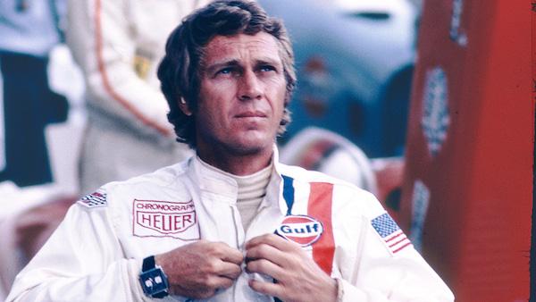 1971 Steve McQueen tool watch TAG