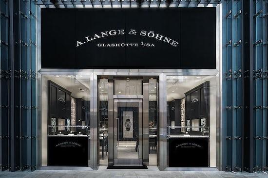 A. Lange & Sohne boutique Miami