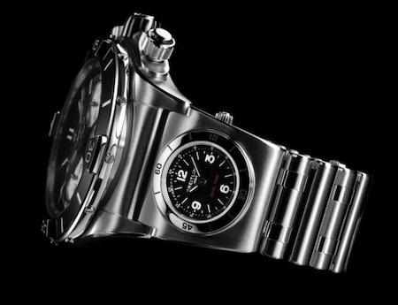 Breitling Super Chronomat B01 44 side view