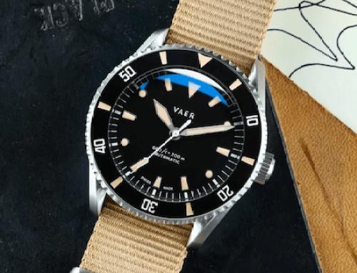Vaer dive watch - tool watch