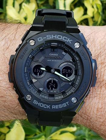watch accuracy G-SHOCK