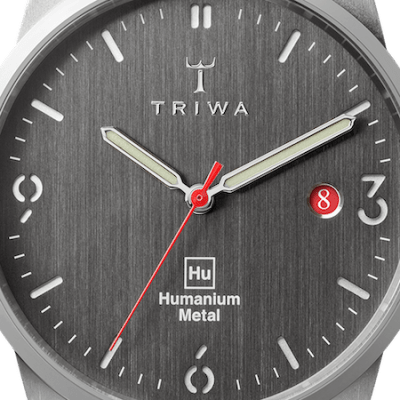 TRIWA Time for Peace close up