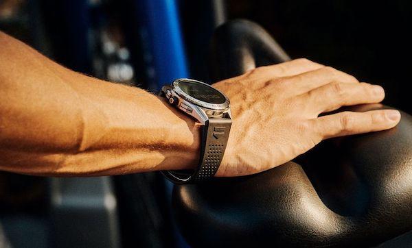 Luxury smartwatch vs. Apple Watch