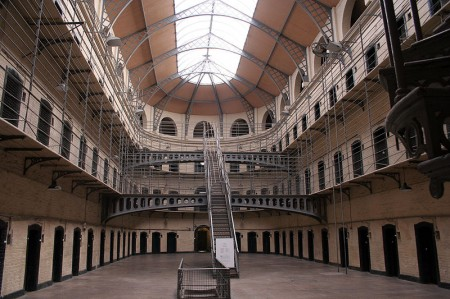 The United States Of America Is Being Transformed Into A Giant Prison