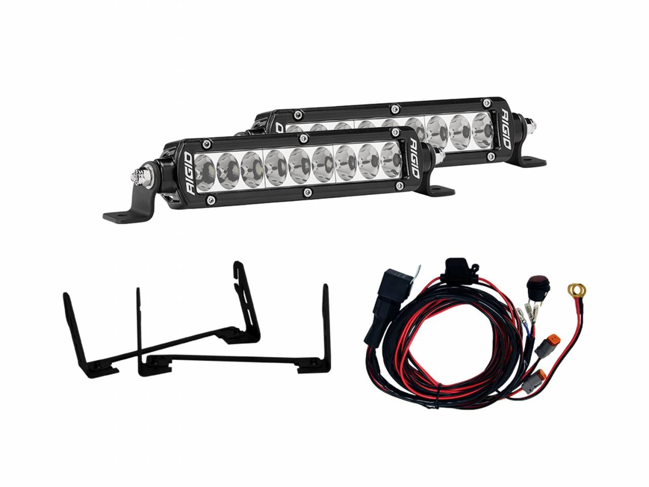 Stealth Grille Light Kit Rigid Industries