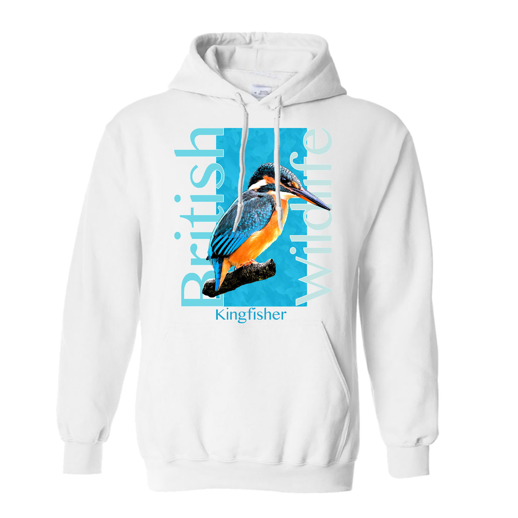 Kingfisher Hoody