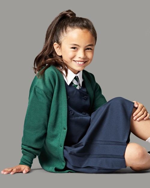 Jerzees Schoolgear Children's Sweatshirt Cardigan