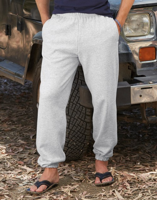 Fruit Of The Loom Men's Classic Elasticated Cuff Jog Pants