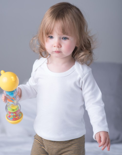 Babybugz Organic Envelope Long Sleeve Tee
