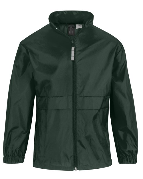 B and C Kid's Sirocco Lightweight Jacket