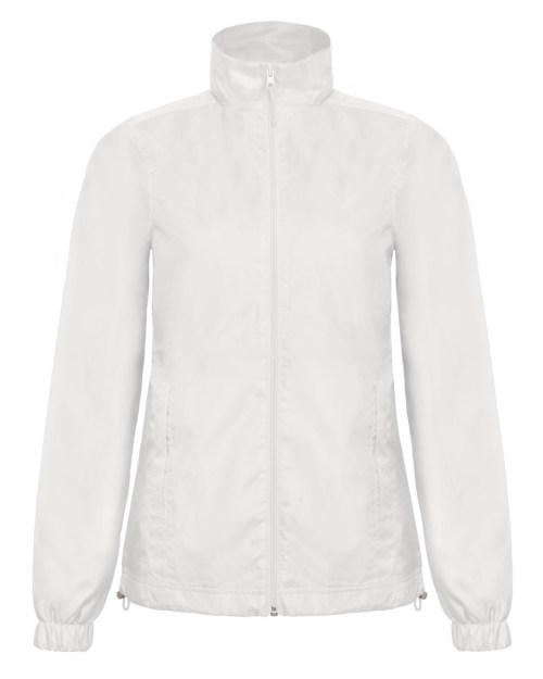 B and C ID.601 Women's Lightweight Windbreaker