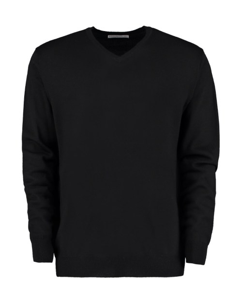 Kustom Kit Merino Blend Sweater Long Sleeve