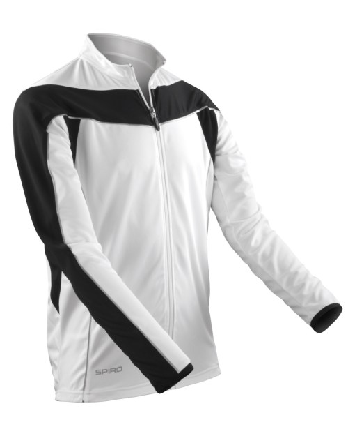 Spiro Men's Bikewear Long Sleeved Performance Top