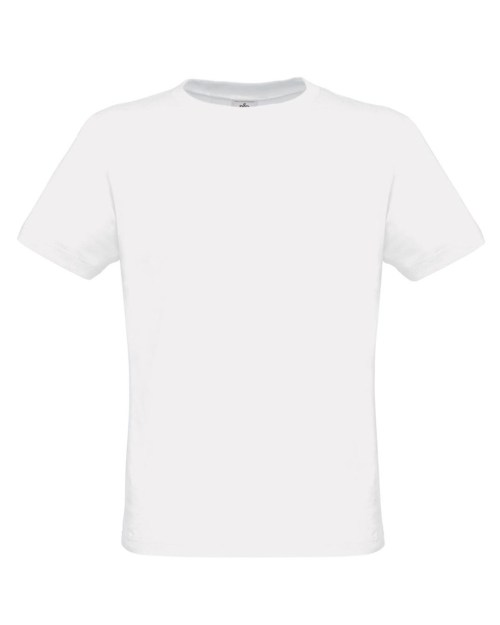 B and C Men-Only Single Jersey Short Sleeved T-Shirt