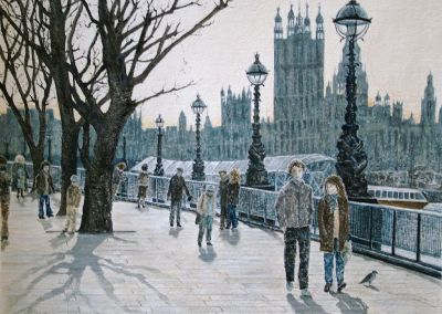 Walking the Embankment