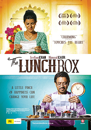 The Lunch box (Indian with subtitles)