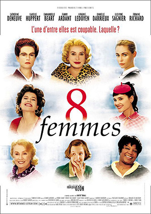 8 Femmes (French with subtitles)