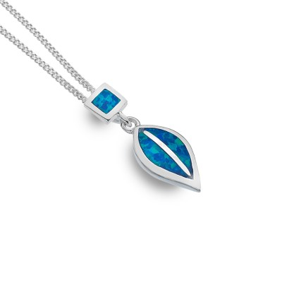 Mackintosh Blue Opal Pendant