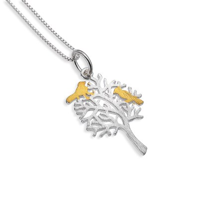 A Birds Home Pendant