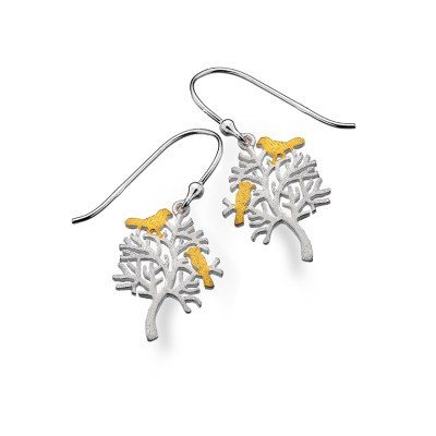 A Birds Home Earrings