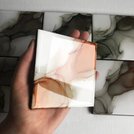 Coasters by Eleanor Butler @ Tudor House Gallery
