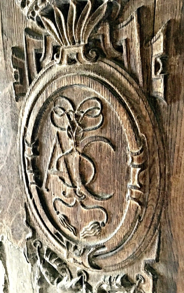 The Anne of Cleves' Panels: The 'AC' panel