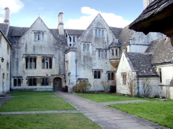 The Life of Anne Boleyn takes her to Prinknash Abbey