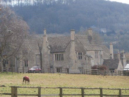 The Lodge, Painswick: a stop in the life of Anne Boleyn