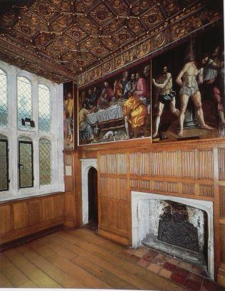 A Tudor closet