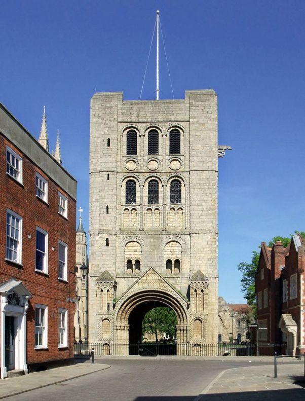 St Edmundsbury Abbey