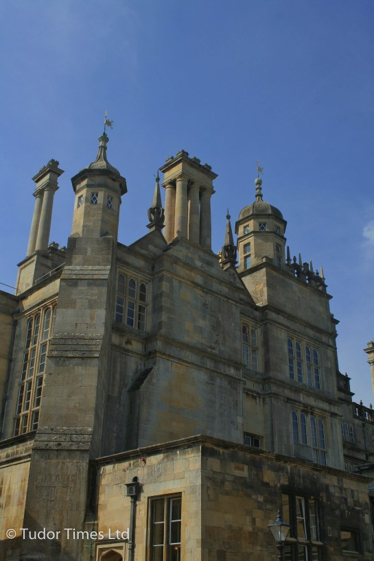 BurghleyHouse chimney