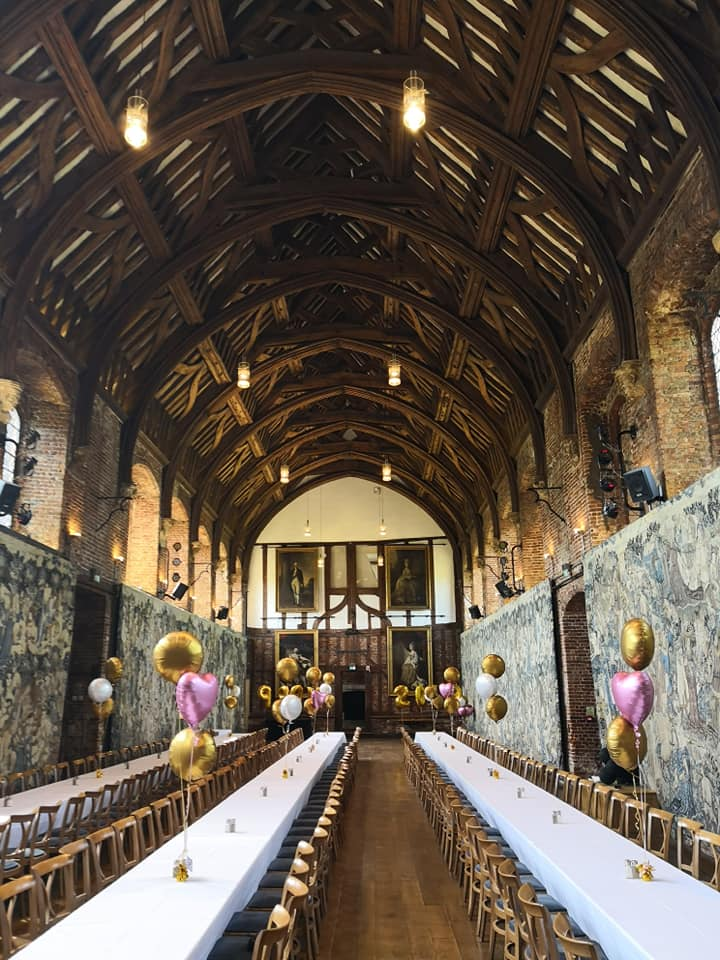 The Banqueting Hall of Hatfield Old Palace