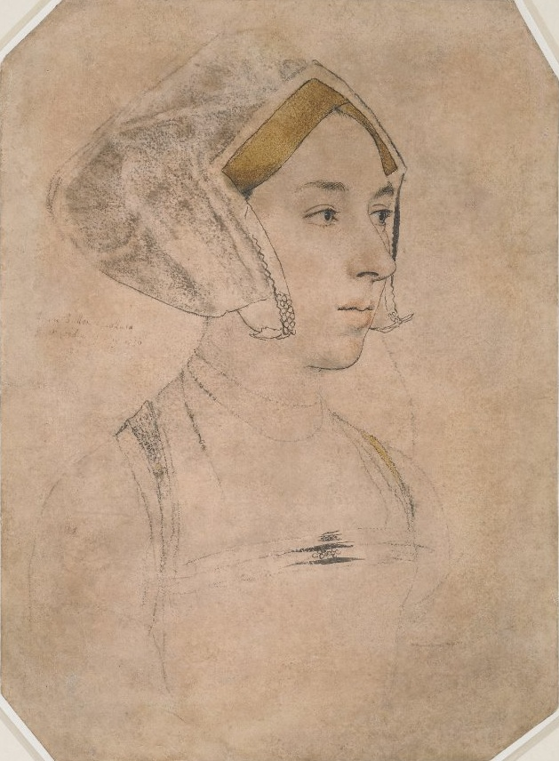 Anne Boleyn's Execution: a Portrait of Anne Boleyn