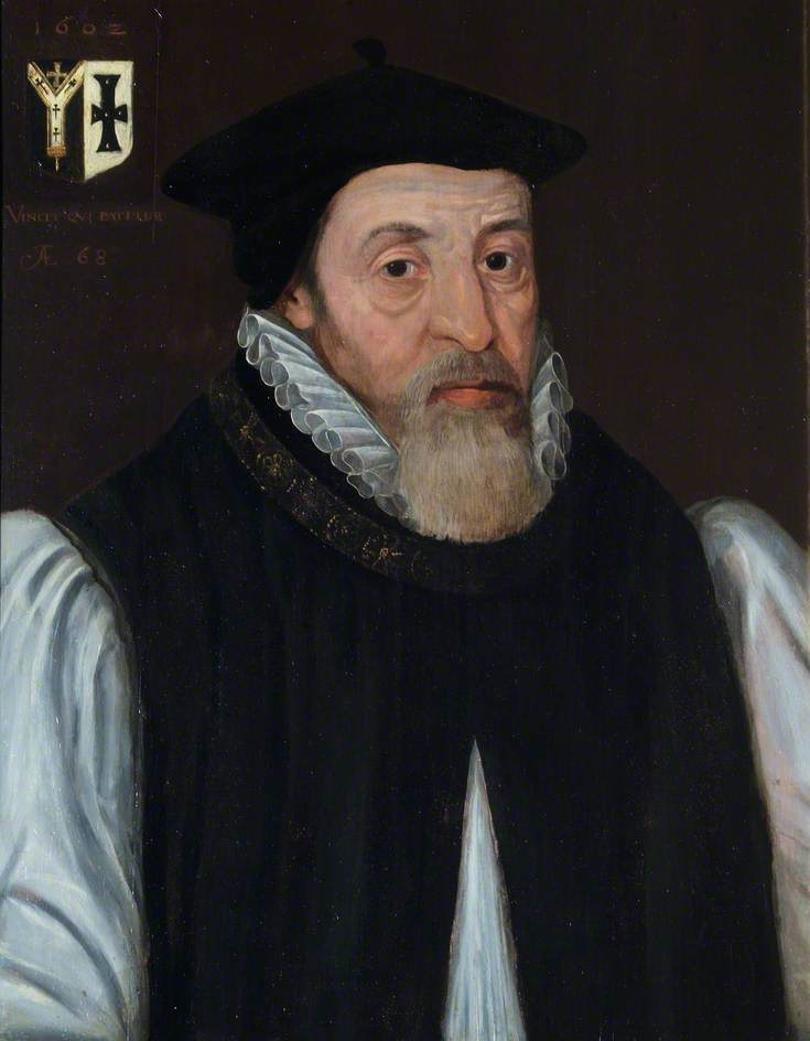 John Whitgift, Archbishop of Canterbury
